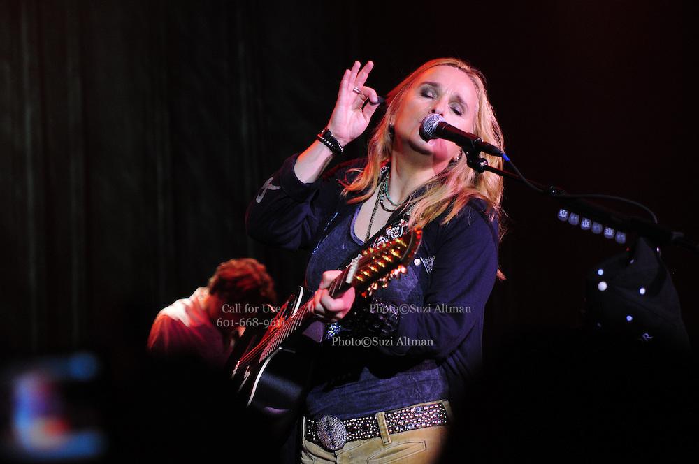 Musician Melissa Etheridge rocked the IP Casino in Biloxi Mississippi Saturday August 13, 2011. Photo© Suzi Altman.com