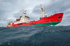 11.10.2002 Viking Life-saving Equipment A/S, test på Nordsøen