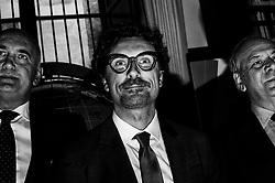 Danilo Toninelli (C). Rome 26 September 2018. Christian Mantuano / OneShot
