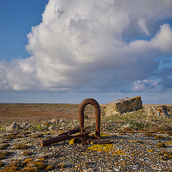 Orford Ness in Suffolk