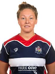 Sarah Graham of Bristol Rugby Ladies - Mandatory by-line: Dougie Allward/JMP - 25/08/2016 - FOOTBALL - Cleve RFC - Bristol, England - Bristol Rugby Ladies