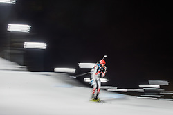 February 11, 2018 - Pyeongchang, Gangwon, South Korea - Anton Sinapov of Bulgaria at Mens 10 kilometre sprint Biathlon at olympics at Alpensia biathlon stadium, Pyeongchang, South Korea on February 11, 2018. (Credit Image: © Ulrik Pedersen/NurPhoto via ZUMA Press)