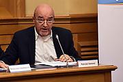 patrizio vanessi<br /> Conferenza Presentazione Progetto Easy Basket in Classe<br /> FIP 2017<br /> Roma, 08/11/2017<br /> Foto M.Ceretti / Ciamillo-Castoria