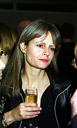 LADY JANE WELLESLEY daughter of the Duke of Wellington, at a party in London on 29th November 1999.MZN 61