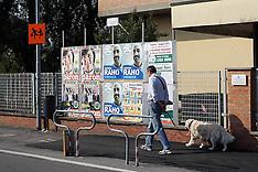 20110512 ELEZIONI 2011 MANIFESTI ELETTORALI A VIGARANO MAINARDA