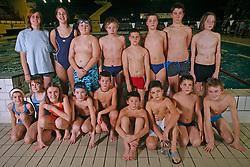 Plavalni klub Ilirija, sezona 2007/2008. (Photo by Vid Ponikvar / Sportal Images).