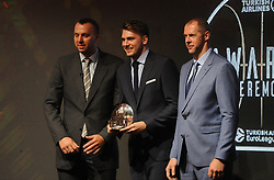 GALA  EUROLEAGUE NAGRADE AWARDS<br /> Beograd, 19.05.2018.<br /> foto: Nebojsa Parausic<br /> <br />   XYZ