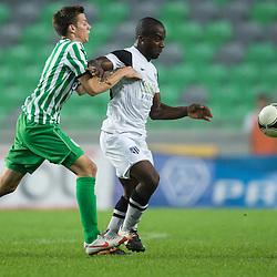 20121006: SLO, Football - PrvaLiga NZS, NK Olimpija vs NK Mura 05
