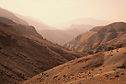 Rt N-9 in the High Atlas of Morocco.