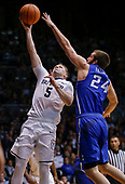 NCAA Basketball - Butler Bulldogs vs Creighton - Indianapolis, In