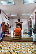 Cuba, Santiago de Cuba, Interior of the Synagogue