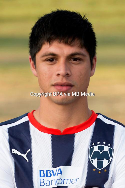 Mexico League - BBVA Bancomer MX 2014-2015 -<br /> Rayados - Club de Futbol Monterrey / Mexico - <br /> Juan Rodrigo Rojas Ovelar