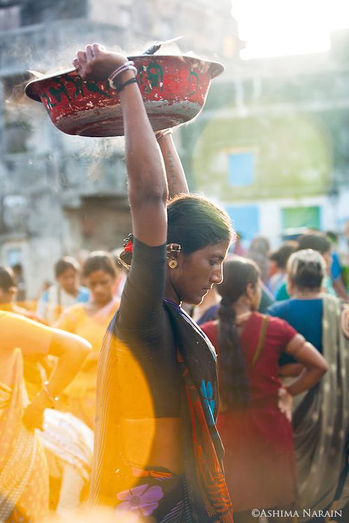 Vanakbara Fish Market, Diu.