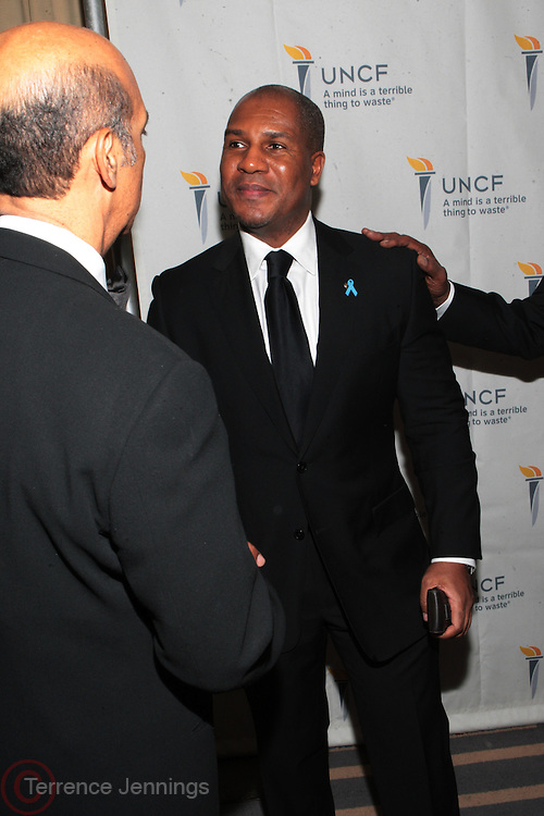3 March 2011- New York, NY-  Stephen Barr at the UNCF ' A Mind is'  Gala held at the Marriott Marquis Hotel on March 3, 2011 in New York City. Photo Credit: Terrence Jennings