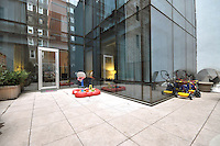Patio at 166 West 18th St