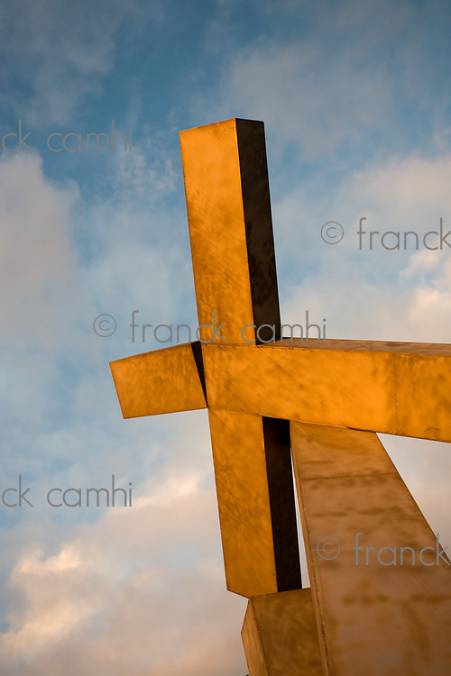 slavery memorial in salvador of bahia brazil