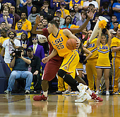 2016 Arkansas at LSU SEC BASKETBALL