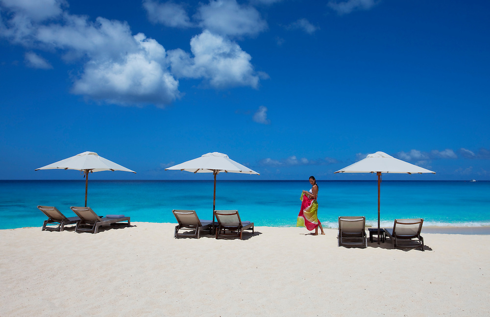 Turks & Caicos, Amanyara, Conde Nast Traveler, Amanresorts, Best in the world, Beach, Model, Paradise, Photo Dan Kullberg