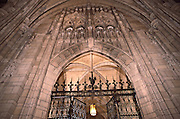 Pittsburgh PA University of Pittsburgh, Entrance Way, Cathedral of Learning, Nationality Rooms, Gothic Revival Architecture, Architect Charles Klauder