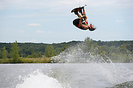 Aaron Rathy during practice at the Mastercraft Throwdown at Millennium Park in Grand Rapids, MI. ©Brett Wilhelm/ESPN
