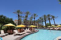 13 June 2017: Registration for the PHATS SPHEM Annual Meeting at the JW Marriott Desert Ridge in Phoenix, AZ.  Photo by:  ©ShellyCastellano/PHATS-SPHEM