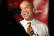 Mayor Ray Nagin at The Essence Music Festival Community Outreach Program held at The Ernest Morial Convention Center on July 2, 2009 in New Orleans, Louisiana