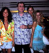 Paul Allen & Brooke Burke 12/29/2004
