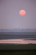 Sunnrise on the Amazon