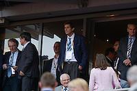 Max Guazzini  - 13.06.2015 - Clermont / Stade Francais - Finale Top 14<br />Photo : Nolwenn Le Gouic / Icon Sport