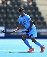 India v Netherlands, 20 June 2017