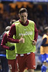 March 2, 2017 - La Coruna, Spain - Fernando Torres. La Liga Santander Matchday 25. Riazor Stadium, La Coruna, Spain. March 02, 2017. (Credit Image: © Monica Arcay Carro/VW Pics via ZUMA Wire/ZUMAPRESS.com)