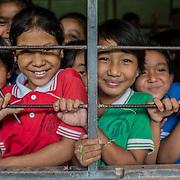 Child school in Udalguri, 75 km from Tezpur, Assam state, India