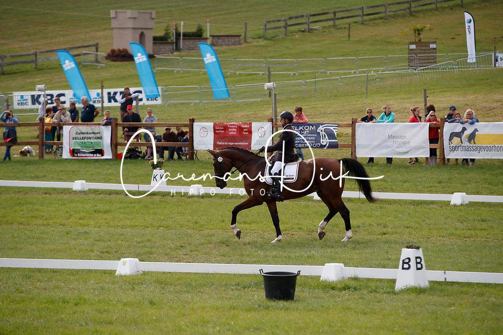 Grouwels Sven, BEL, Fenner<br /> European Championship Eventing Landelijke Ruiters - Tongeren 2017<br /> © Hippo Foto - Dirk Caremans<br /> 28/07/2017
