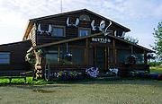 Bettles Lodge in Bettles, Alaska