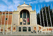 SPAIN, MADRID, EDUCATION University City; Americas Museum