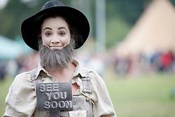 © Licensed to London News Pictures.<br /> 25/08/2013. Shambala Festival, Northampton. Photo credit: David Mirzoeff/LNP
