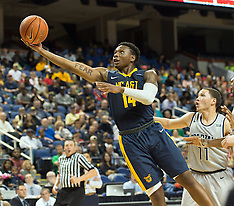 2016 A&T Men's Basketball vs UNC-Greensboro