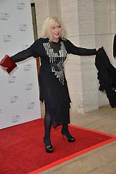 September 24, 2018 - New York, NY, USA - September 24, 2018  New York City..Debbie Harry attending Metropolitan Opera Opening Night at Lincoln Center on September 24, 2018 in New York City. (Credit Image: © Kristin Callahan/Ace Pictures via ZUMA Press)