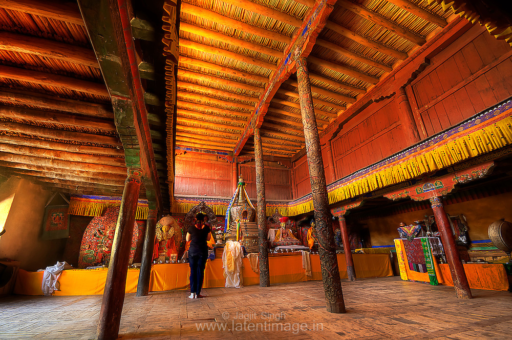 Hemis Monastery is a Tibetan Buddhist monastery (gompa) of the Drukpa Lineage, located in Hemis, Ladakh.