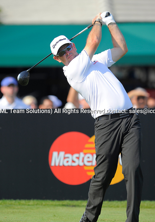 20 March 2015: Rory Sabbatini during the second round of the Arnold Palmer Invitational at Arnold Palmer's Bay Hill Club & Lodge in Orlando, Florida.