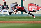Feb 24, 2019-Spring Training-Arizona Diamondacks at Cleveland Indians