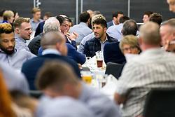 Bristol Rugby host their annual Player Sponsors' Dinner in the Lansdown Restaurant at Ashton Gate - Rogan Thomson/JMP - 17/01/2017 - RUGBY UNION - Ashton Gate Stadium - Bristol, England - Bristol Rugby Player Sponsors' Dinner.