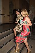 BONNIE TAKHAR; CHARLOTTE OLYMPIA DELLAL, Shoes: Pleasure and Pain. V & A Museum. South Kensington, London. 10 June 2015.
