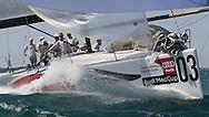 ITALY, Sardinia, Cagliari, AUDI MedCup, 25th July 2009,  Autonomous Region of Sardinia Trophy, TP52, Race 11, Matador.