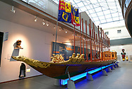 Prince Frederick&rsquo;s Barge in The National Maritime Museum <br />