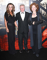Kierston Wareing; Phil Davis Specsavers Crime Thriller Awards, Grosvenor House Hotel, London, UK. 07 October 2011. Contact: Rich@Piqtured.com +44(0)7941 079620 (Picture by Richard Goldschmidt)