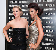 24.OCTOBER.2012. MANCHESTER<br /> <br /> SARAH JAYNE DUNN AND NADINE MERABI AT THE LAUNCH OF MERABI COTURE AT SELFRIDGES, TRAFFORD CENTRE, MANCHESTER.<br /> <br /> BYLINE: EDBIMAGEARCHIVE.CO.UK<br /> <br /> *THIS IMAGE IS STRICTLY FOR UK NEWSPAPERS AND MAGAZINES ONLY*<br /> *FOR WORLD WIDE SALES AND WEB USE PLEASE CONTACT EDBIMAGEARCHIVE - 0208 954 5968*