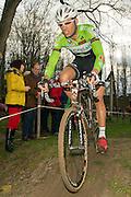 BELGIUM / BELGIQUE / BELGIE / CYCLOCROSS / VELDRIJDEN / CYCLO-CROSS / CYCLING / OVERIJSE / DRUIVENCROSS / ELITE / SVEN VANTHOURENHOUT /