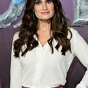 Idina Menzel attend European Premiere of Frozen 2 on 17 November 2019, BFI Southbank, London, UK.