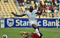 FOOTBALL - AFRICAN NATIONS CUP 2010 - GROUP B - BURKINA FASO v GHANA - 19/01/2010 - PHOTO MOHAMED KADRI / DPPI - MADI SAIDOU PANANDETIGUIRI (BUR)